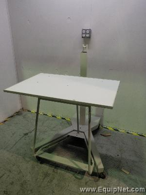 Portable Laboratory Table