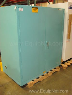 JustRite 55 Gallon Combustible Liquid Storage Cabinet