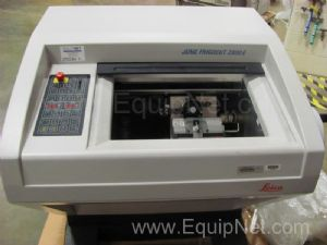 LEICA 2800E Research Cryostat Microtome
