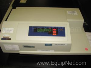 Molecular Devices Spectrophotometer