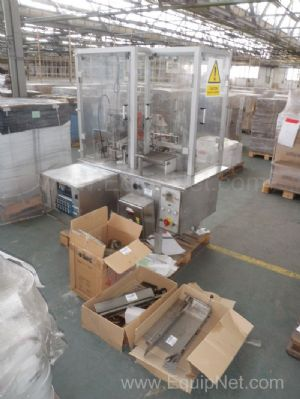 Rota R 920 53  Automated 4 headed Ampoule Filling Machine