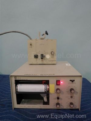 Isco UV6 UVVIS Detector Chart Recorder With Optical Control Unit