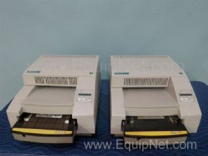 Lot of 2 Codonics NP1660 Photographic Network Printers