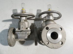 Lot of 2 ITT Ind 152433RR2913 Diaphragm Valve