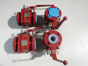 ITT Industries KNA-1100-T1-ST1 Ball Valve Qty4