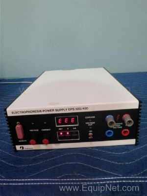 Pharmacia Biotech 19-7901-01 Electrophoresis Power Supply EPS 500/400