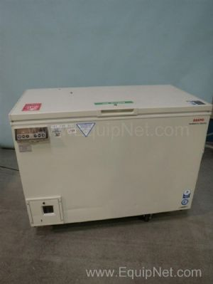 Sanyo MDF436 Biomedical Freezer