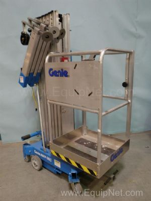Genie Industries AWPA30S 30 Foot Max Scissor Lift