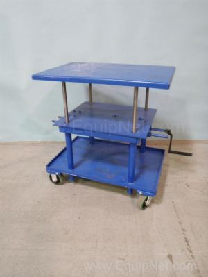 T and S MT2436 2000 LB Lift Table