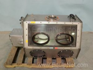 KSE Stainless Steel Glove Box