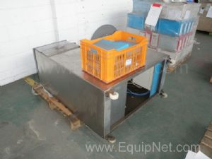 Esmatic M 1 SR Semi Automatic Mobile Blister Forming and Cutting machine with 6 sets of Changeparts