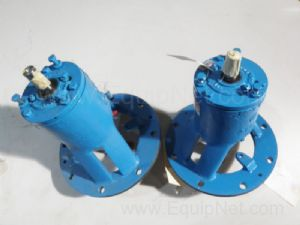 Lot of 2 Gould Pump 3996ST Inline Pumps
