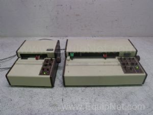 Lot of 2 Linear Chart Recorders