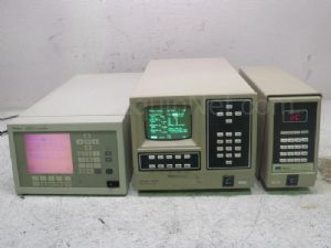 Lot of 3 Waters Controllers