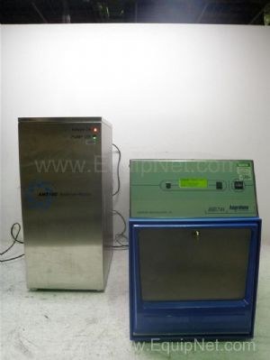 Anderson Sterilizer Anprolene AN74I Gas Sterilizer With Abator Unit
