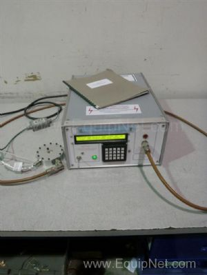 Resonance Instruments 521 Microwave Accelerated Sample Heater