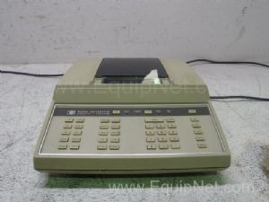Hewlett Packard 3392A Integrator