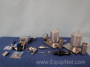 Lot of Emulsiflex-C5 homogenizer Parts