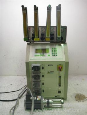 B Braun Biostat Fermentor Controller With Gas Mixer Box