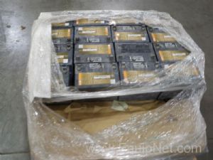 Lot of 40 CB Tech UPS12270FR 12 Volt Fork Lift Batteries