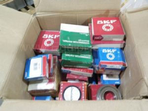 Lot of Approximately 75 SKF Torrington Consulidated Bearings