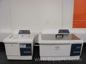 Lot of (2)Branson Ultrasonic Cleaners