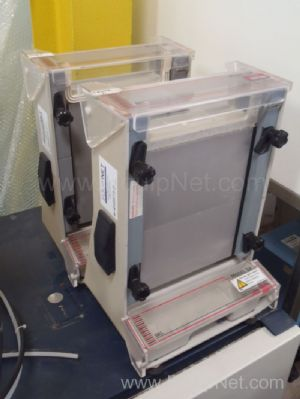 2 x Life Technologies SA Sequencing Gel Electrophoresis Cells with PSU