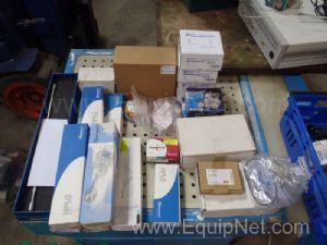 1 Box of Miscellaneous HPLC Components and Consumables