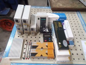 1 Box of Miscellaneous HPLC Consumables and Equipment