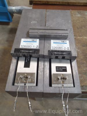 1 Lot of 2 Lead Shielding Boxes