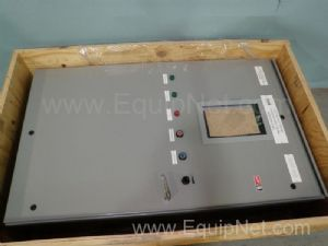 Unused Thermon CVM12LV Electric Heat Tracing Power Distribution & Monitoring Panel