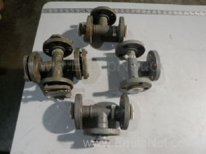 Lot of 4 Resisto Flex Check Valves