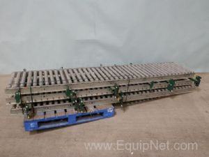 Lot of 3 Rapistan Conveyors
