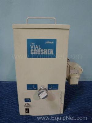 Alltech 7595 Vial Crusher