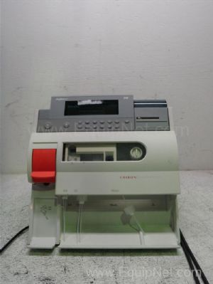 Chiron Diagnosics Rapid Lab Blood Gas Analyzer