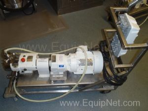 Alfa Laval Rotory Displacement Pump with SP500 VFD