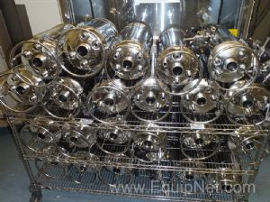 Lot of 22 Alloy Products Pressure Vessels