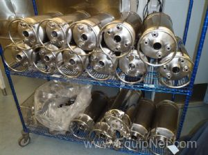 Lot of 16 Alloy Products Pressure Vessels