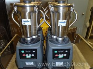 2 Waring CB15 Laboratory Commercial Blender