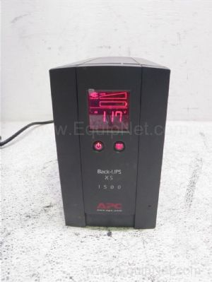 APC 1500 Back-UPS XS Uninteruptable Power Supply