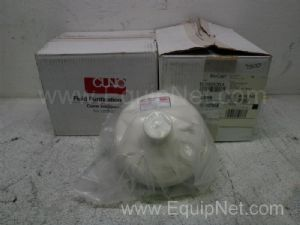 Lot of 2 Cuno Zeta Plus Biocap