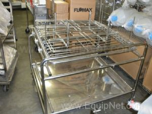 Unused Therma Corporation Custom Stainless Steel Cart