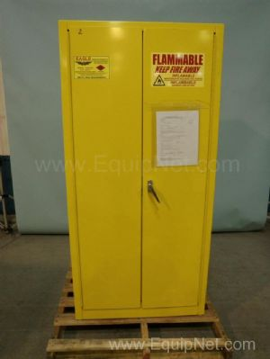 Eagle HAZ1926 55 Gallon Flammable Storage Cabinet