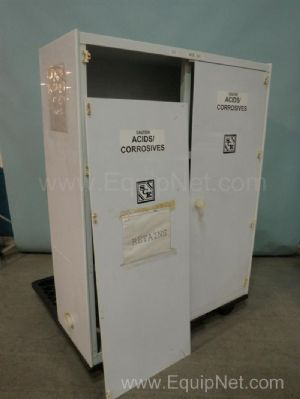 South Coast Entterprises SCE604818 Acids Corrosives Storage Cabinet