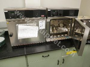 Lot of 2 Memmert Model 200 Lab Ovens