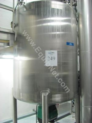 WCB Stainless Steel Tank