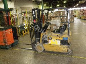 Caterpiller Sit Down Forklift