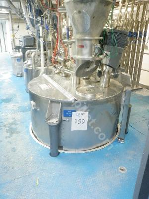 2000 Liter Stainless Steel Jacketed Gel tank