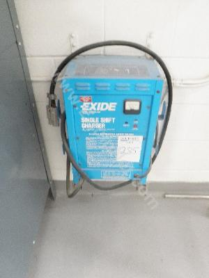 Exide 24 Volt Single Shift Battery Charger