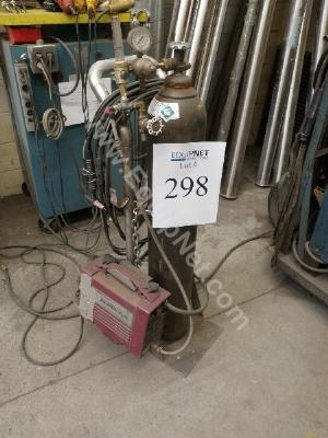 Thermal Dynamics Thermal Arc DC Inverted Arc Welder